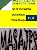 1 Masajes
