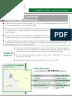 Características de Topolobampo III