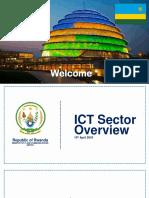ICT Sector in Rwanda