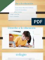 Derecho a la educación.pptx