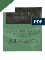 1883. Cristianismo y Judaísmo. Ernest Renan