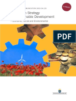 A Swedish Strategy for Sustainable Development (2003)