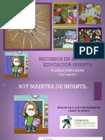 Presentación Pinceladas educación Infantil