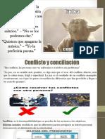 Conflcito, Conciliacion y Altruismo Psico Social Expo