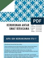 KELOMPOK 2 - Hubungan Agama Islam Dengan Masyarakat, HAM Dan Demokrasi-1