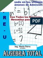 Álgebra Pre Universitaria