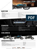 Ficha Tecnica FZ25