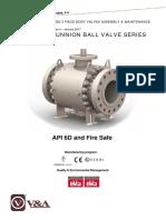 Jc Ball Valves Fig 6000fb 7000rb Iom Rev 4 1