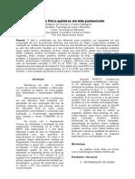 Relatório 1- Analise fisico quimica de leites