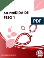 KIT PÉRDIDA DE PESO