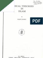 Ethical Theories in Islam_Majid Fakhri