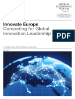 WEF Innovate Europe Report 2019