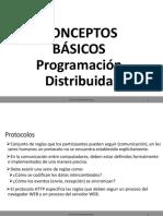 Conceptos Basicos de sistemas Distribuidos