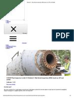 Module 3 - Risk Based Inspection (RBI) Based on API and ASME