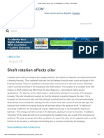 Shaft Rotation Affects Oiler - Reliabilityweb_ a Culture of Reliability
