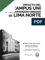 Impacto Del Campus UNI en Lima Norte