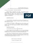 carta imposto municipal ao secretário