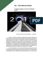 2012 e o Fatalismo Cósmico (Signos e Ciclos da Tradição).docx
