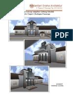 Gambar Konsep Tampilan Gedung Sekolah