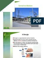Aula 1 - Potencia Eletrica e Unidades Eletricas