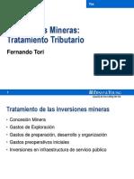 Inversiones mineras