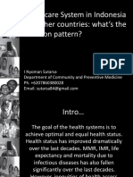Day 2 Healthcare System in Indonesia and Other Countries