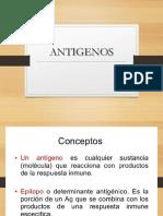 ANTIGENOS.