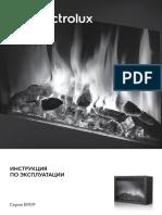 Manual Electrolux Efp p 2520ls 3020ls