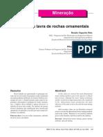 Métodos de Lavra de Rocha Ornamental.PDF