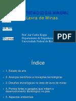 KOPPE Jair - Tecnologia de Lavra