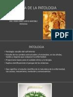 Historia de La Patologia 2019