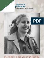 Muestra Eva Perón