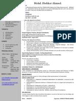 mohd latest resume  1218