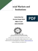 Fmi, Govind Singh Bisht, Mba