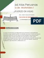 Esfuerzo en Vigas (2)