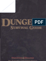 Dungeon Survival Guide