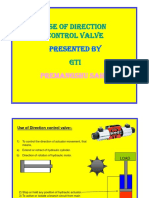 Funda of Direction Control Valve1