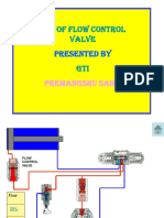 Flow Control Valve Demonstration
