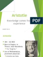 Aristotle (1)