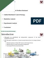 Presentation on DC Microgrid