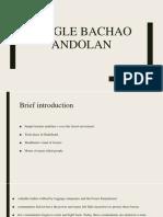 Jungle Bachao Andolan