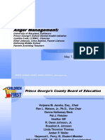 Anger Management for Staff Revised