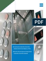 KONE KSS 520 Signalization (2004 Edition)