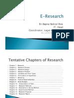 Unit 3 E-Research