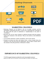 Marketing Channels Edited