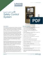 E85005-0133 -- EST3X Life Safety Control System