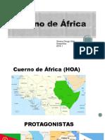 Cuerno de África - Ximena Orrego
