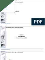 Sesion 1 - Proyeccion Ortogonal y Sistemas de Proyeccion