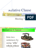 Relative clause.ppt