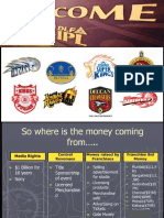 IPL Presentation